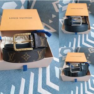路易威登lv法国官网新款女士皮带DAILY MULTI POCKET 30 毫米腰带