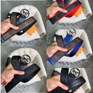 路易威登lv限量版皮带CIRCLE 40毫米腰带M0130S/M0117Q/M0116Q/M0114Q
