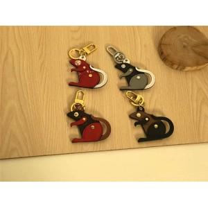 Louis Vuitton lv包包官网老鼠挂件LV RAT 包饰与钥匙扣M68835