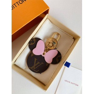 Louis Vuitton lv包包价格和图片迪拜Vip限量款Mickey mouse钥匙扣挂饰