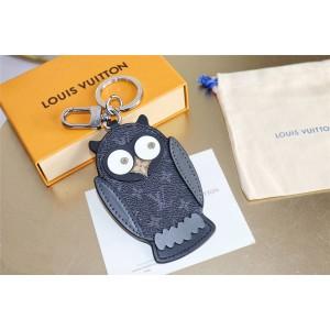 路易威登官网LV奢侈品牌新款OWL 包饰与钥匙扣M69482
