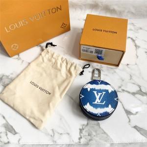 路易威登官网LV法国奢侈品牌新款LV ESCALE 耳机盒GI0491