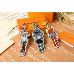 路易威登官网LV韩国代购新款生肖龙卡通人物挂件包饰与钥匙扣