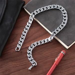 路易威登官网LV奢侈品代购网站男士CHAIN LINKS 项链M69987