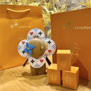 路易威登lv英国官网扑克脸GAME ON VIVIENNE 玩偶摆件GI0587