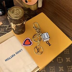 路易威登官网lv手提包DICE AND HEART 包饰与钥匙扣MP2913