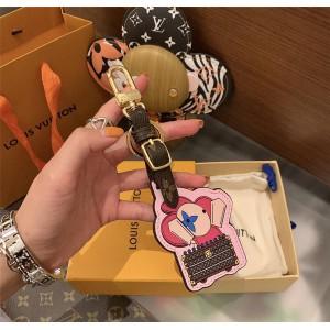 路易威登lv中国官网正品XMAS VIVIENNE 包饰与钥匙扣M69859
