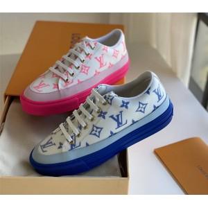 路易威登lv代购新款女士STELLAR 运动鞋1A65TK/1A65U0