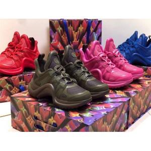 路易威登广州lv批发ARCHLIGHT 运动鞋1A881D/1A881T/1A8829/1A882P