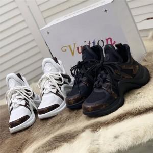 路易威登上海lv专卖店新款女士ARCHLIGHT 运动鞋老爹鞋1A43KV/1A43LB