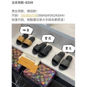 路易威登lv香港官网新款男女士WATERFRONT 凉拖鞋