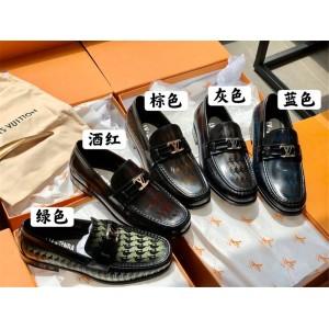 路易威登官网上海lv专卖店男士LVXNBA MAJOR 乐福鞋1A8FON