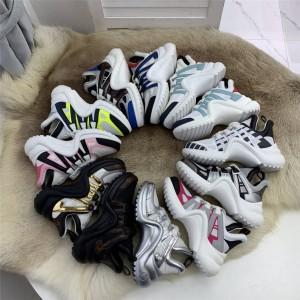 路易威登LV香港官网女士ARCHLIGHT 运动鞋老爹鞋34色图片价格1A8SYQ/1A8SYA