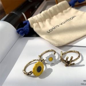 路易威登lv官网中文版新款男女同款GARDENING 戒指套装MP2640
