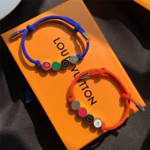 路易威登lv价格新款男女通用COLORS BEADS 手链手绳M68264/M68263