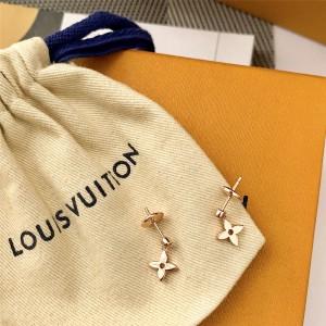 路易威登官网LV奢侈品商城女士IDYLLE BLOSSOM 18K金钻石耳钉耳环Q96169