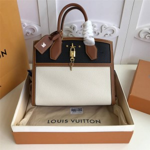 Louis Vuitton LV CITY STEAMER 中号手袋M55062/M53068/M54867/M54731/M54312