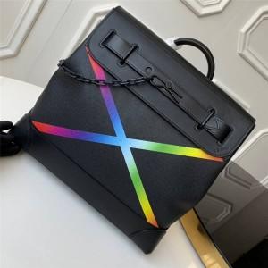 Louis Vuitton lv高仿包男包新款STEAMER小号手袋M30339