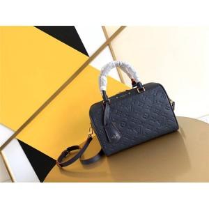 Louis Vuitton lv中国官网女包Empreinte压纹SPEEDY 20/25/30 枕头包