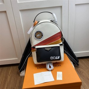 Louis Vuitton lv香港旗舰店官网PALM SPRINGS小号双肩包M55797