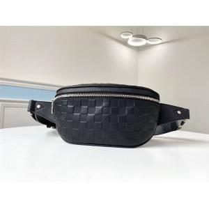 Louis Vuitton lv男包新款男士压花牛皮CAMPUS 腰包N40298