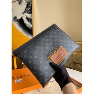 路易威登lv美国官网男士新款DISCOVERY POCHETTE 手袋手拿包M69256