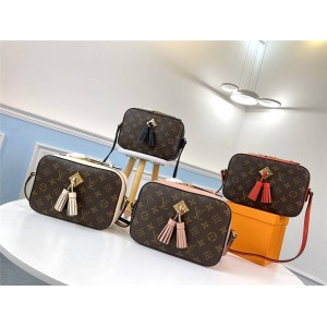 路易威登lv皮包SAINTONGE 手袋流苏相机包M43555/M43556/M43559/M44442