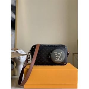 路易威登官网lv专卖店新款男包Volga OnStrap单肩包M68688