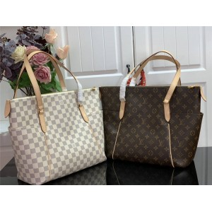 路易威登lv法国官网经典款Totally中号手袋购物袋M56689/N51262