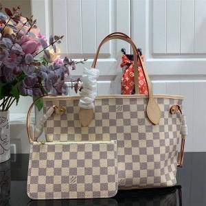 路易威登lv香港官网新款NEVERFULL 小号手袋购物袋N41362/N41359
