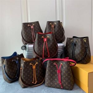路易威登LV女包NÉONOÉ 手袋水桶包M44887/M44020/M44022/M44022/M44021