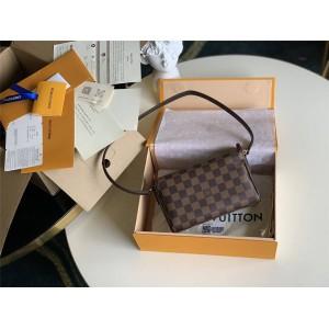 路易威登lv全称高仿女包经典中古系列腋下包盒子包N41966/M51900