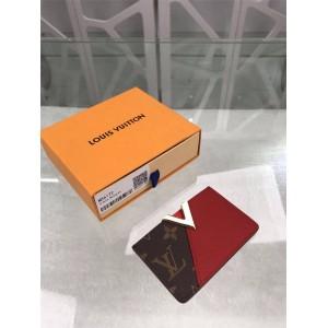 路易威登lv法国新款短款卡包KIMONO 卡夹M56172/M56173