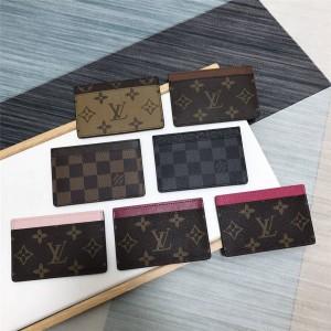 路易威登官网lv香港新款卡套卡包卡片夹N61722/M69161