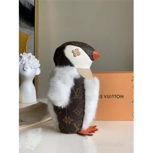 路易威登官网lv商城新款泰迪熊家族DOUDOU PINGOUIN 玩偶GI0432