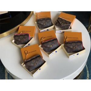 路易威登lv包包价格和图片老花RECTO VERSO 卡夹卡包M69431