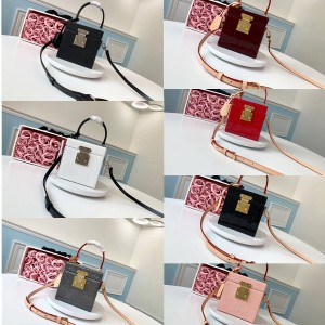LV官网图片BLEECKER BOX 手袋盒子包M52703/M52516/M90461/M52464