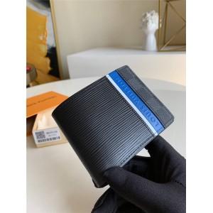 奢侈品 lv路易威登官网男士短款对折钱包MULTIPLE 钱夹M69538