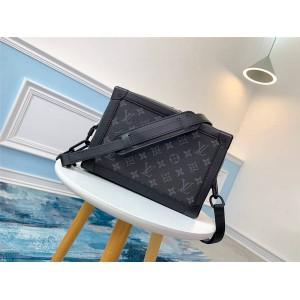 LV官网米西亚奢侈品SOFT TRUNK 链条包盒子包M44730