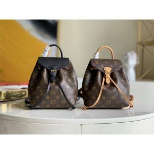 LV官网奢侈品折扣网站女士MONTSOURIS BB 双肩包M45502/M45516