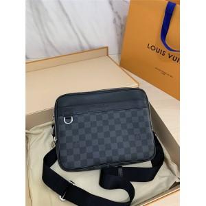 LV官网奢侈品购物男士TROCADERO NM 小号邮差包N40087