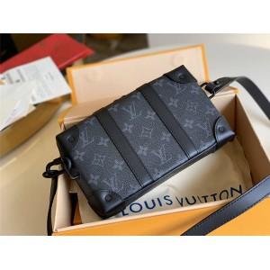 路易威登官网LV奢侈品论坛男士SOFT TRUNK WALLET 手袋盒子包M45671