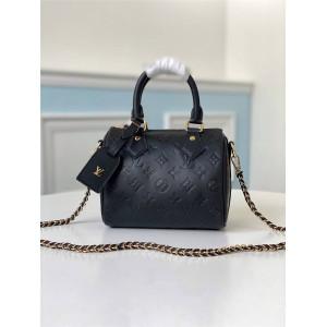 路易威登官网LV国外奢侈品网站新款SPEEDY BB 手袋枕头包M57111