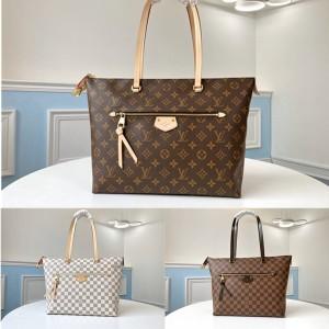 路易威登LV香港官网IENA MM 手袋购物袋N44040/N41013/M42267