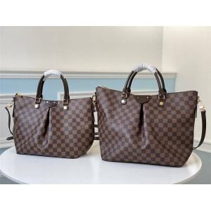 路易威登官网LV奢侈品网站SIENA 中号/大号手袋N41546/N41547