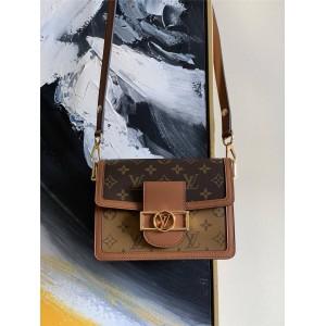 路易威登官网LV奢侈品女包MINI DAUPHINE达芙妮手袋M44580