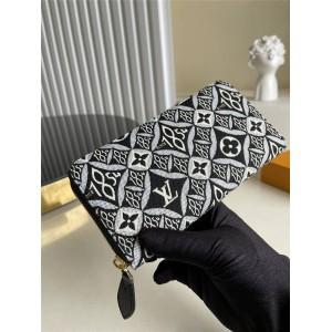 路易威登官网LV女包批发价长款1854系列ZIPPY 拉链钱夹M69994