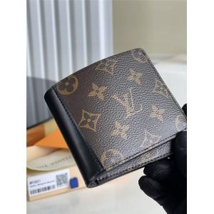 路易威登官网LV奢侈品包包男士短款GASPAR 钱夹M93801