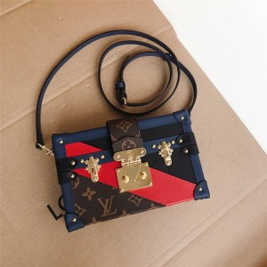 路易威登lv官网女包盒子包PETITE MALLE 手袋M55437