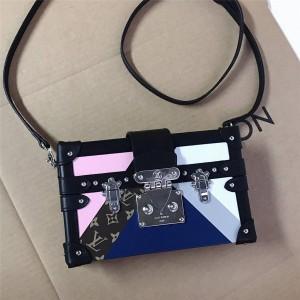 路易威登官网lv全称盒子包PETITE MALLE 手袋M53839